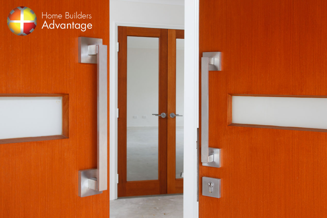 timber-front-entry-doors-pmad-104-with-brushed-aluminium-pull-handle