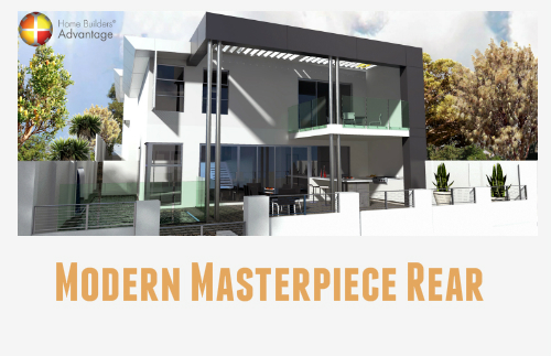 Modern Masterpiece Split Level Award Winning Housing Industry Association Awards Rear Elevation With Blog Quote Home Builders Advantage Perth The Building Broker