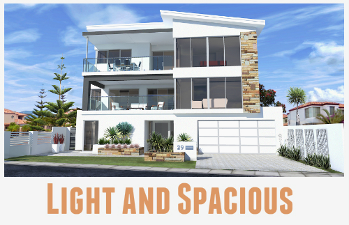 Three Storey on Small Lot Exterior Home Builders Advantage Perth The Building Broker