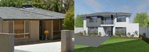 $180,000 Budget Renovation Before and After Home Builders Advantage Perth's Leading Building Broker