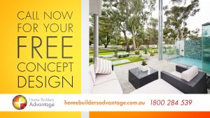 Home Builders Advantage Free Concept Design